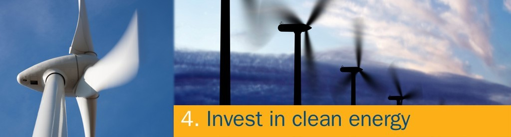 invest clean energy